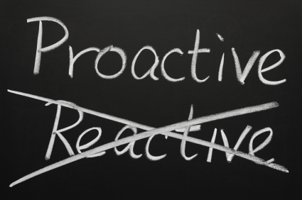 How to move from being reactive to being proactive! | Chris Crimmins